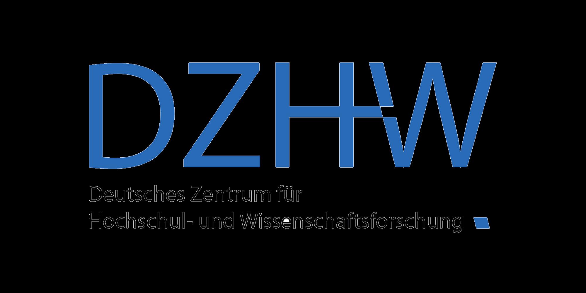 Logo Deutsches Zentrum für Hochschul- und Wissenschaftsforschung GmbH