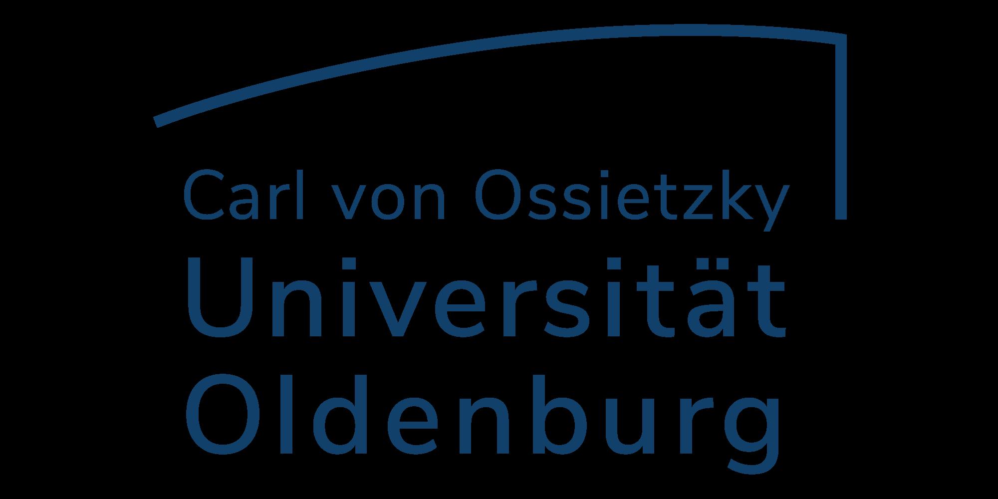 Logo Carl von Ossietzky University of Oldenburg